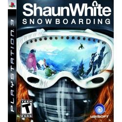 Shaun White Snowboarding - PS3