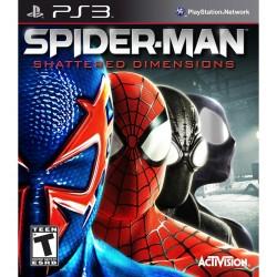 Spider-Man : Shattered...