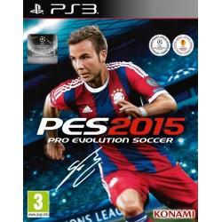 PES 15 - PS3