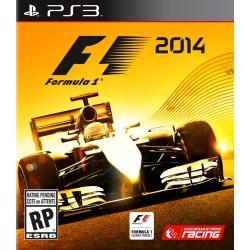 Formula 1 2014 - PS3
