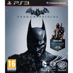 Batman : Arkham Origins - PS3