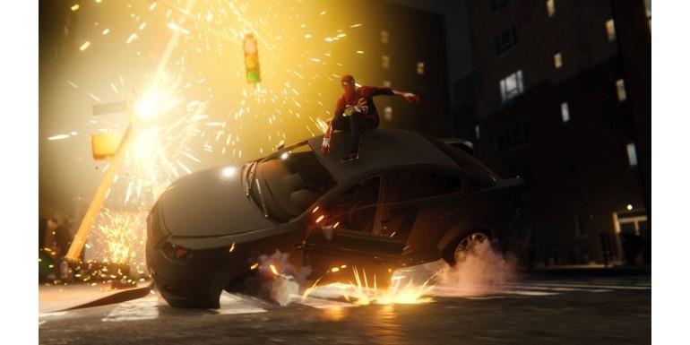 Resumen de Análisis de Spider-Man.