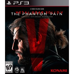 METAL GEAR SOLID V PP - PS3