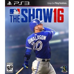 MLB The Show 16 - PS3