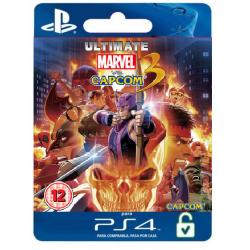 Ultimate Marvel vs. Capcom...