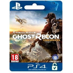 Ghost Recon Wildlands - (PS4)