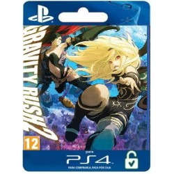 Gravity Rush 2 - PS4