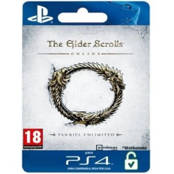 The Elder Scrolls Online - PS4