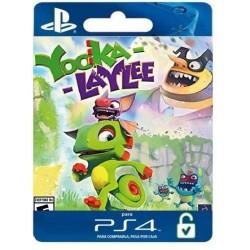 Yooka Laylee - PS4