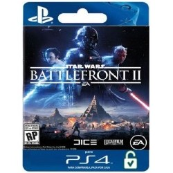 STAR WARS Battlefront II - PS4