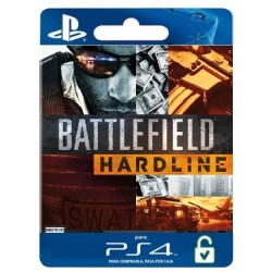 Battlefield  Hardline - PS4