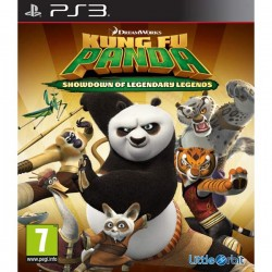Kung Fu Panda Showdown of...