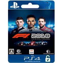 Formula1 2018 - PS4