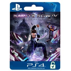 Saints Row IV (PS4)