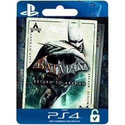 Batman: Return to Arkham - PS4