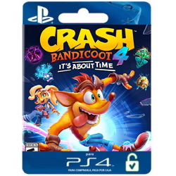 Crash Bandicoot 4: It's...