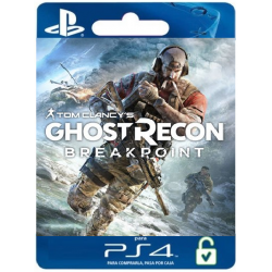 Ghost Recon BreakPoint - PS4