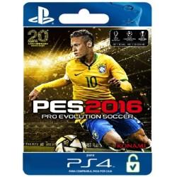 PES 16 - PS4