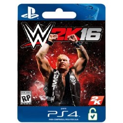 WWE 2K 16 - PS4