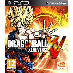 Dragon Ball Xenoverse - PS3