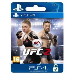 UFC 2 EA - PS4
